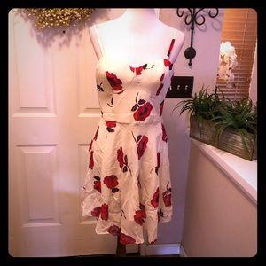 Marciano Rose Midi Dress Never Worn